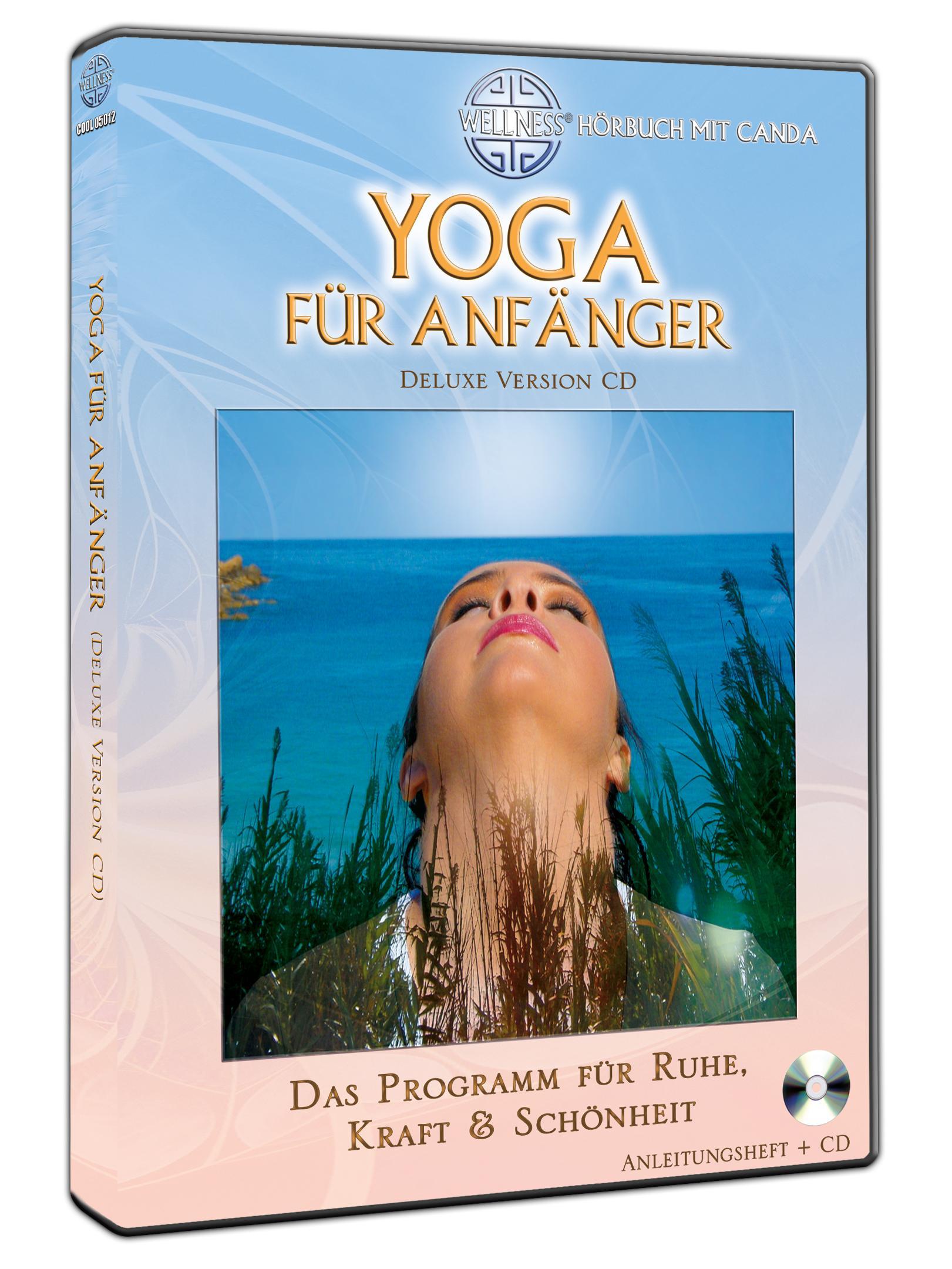 Yoga für Anfänger (Deluxe Version CD) - zum Schließen ins Bild klicken