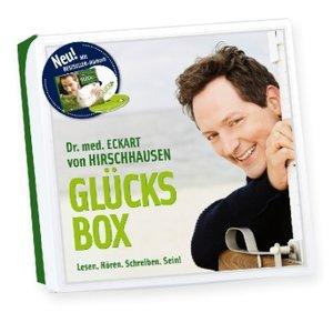 Geschenkbox mit Buch: Hirschhausen - Die Glücksbox