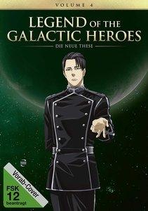 Legend of the Galactic Heroes: Die Neue These Vol. 4