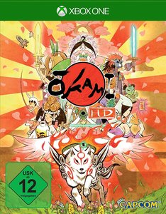 Okami HD, 1 Xbox One-Blu-ray Disc