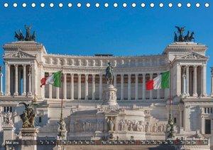 Ein Wochenende in Rom (Tischkalender 2019 DIN A5 quer)