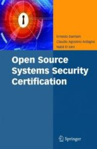 Open Source Systems Security Certification