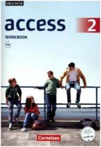 English G Access 6. Schuljahr. Workbook mit CD. Allgemeine Ausga