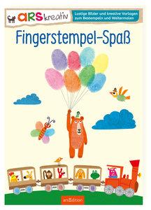 Fingerstempel-Spaß