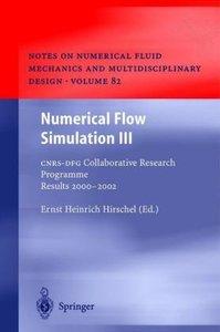 Numerical Flow Simulation III