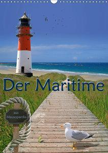 Der Maritime aus Mausopardia (Wandkalender 2019 DIN A3 hoch)