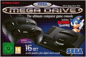 SEGA Mega Drive Mini (Video-Spielkonsole)