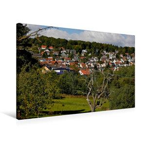 Premium Textil-Leinwand 75 cm x 50 cm quer Ruppertshain