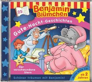 Benjamin Blümchen Gute-Nacht-Geschichten 25: Der verschwundene S