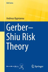 Gerber-Shiu Risk Theory