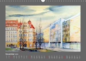 Ansichten aus Mitteldeutschland (Wandkalender 2019 DIN A3 quer)