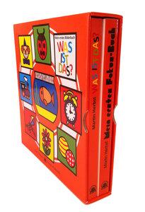 Mein erstes Fokusbuch: Baby lernt sehen & Mein erstes Bilderbuch
