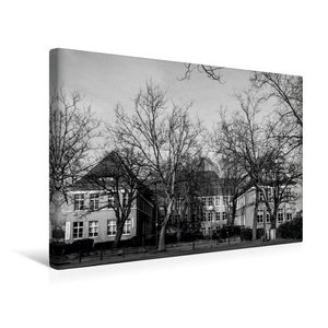 Premium Textil-Leinwand 45 cm x 30 cm quer Diesterwegschule - St
