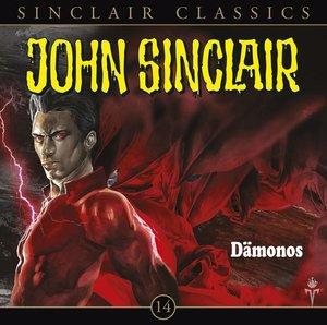 John Sinclair Classics - Folge 14 Dämonos