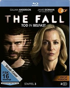 The Fall - Tod in Belfast. Staffel.3, 2 Blu-ray