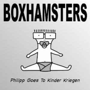 Philipp Goes To Kinder Kriegen