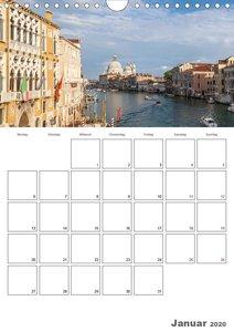 Attraktionen in Venedig / Terminplaner