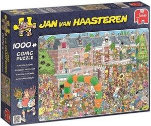 Jumbo - Puzzle Wanderung, 1000 Teile