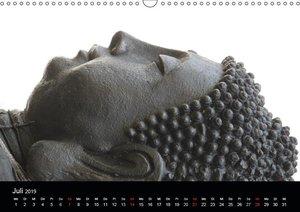 Buddha Die Sch?nheit liegt im Auge des Betrachters (Wandkalender