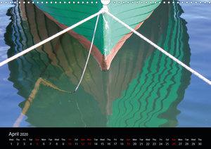 Nostalgic Boats (Wall Calendar 2020 DIN A3 Landscape)