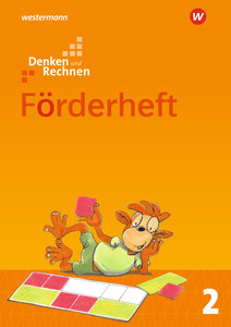 Denken und Rechnen 2. Förderheft. Allgemeine Ausgabe