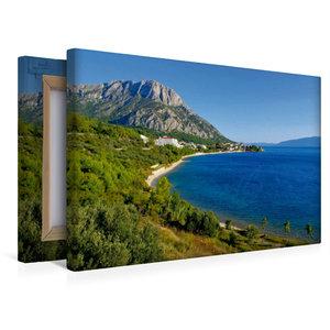 Premium Textil-Leinwand 45 cm x 30 cm quer Gradac