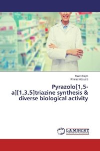 Pyrazolo[1,5-a][1,3,5]triazine synthesis & diverse biological ac