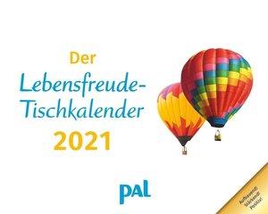 Der PAL-Lebensfreude-Tischkalender 2021