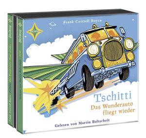 Tschitti - Das Wunderauto fliegt wieder