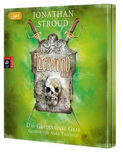 Lockwood & Co. - Das Grauenvolle Grab, 2 Teile, MP3-CD