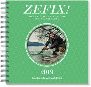 Zefix Tischkalender 2019