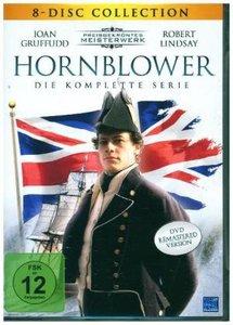 Hornblower - Die komplette Serie, 8 DVD