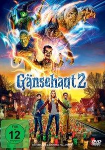 Gänsehaut 2: Gruseliges Halloween, 1 DVD
