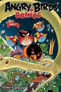 Angry Birds Comics