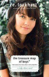 The Treasure Map of Boys: Noel, Jackson, Finn, Hutch, Gideon--An