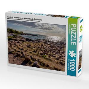 Steinkreis Hammeren an der Nordküste Bornholms 1000 Teile Puzzle