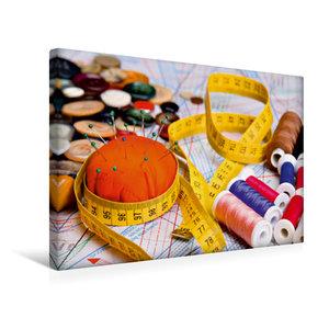Premium Textil-Leinwand 45 cm x 30 cm quer Material zum Nähen
