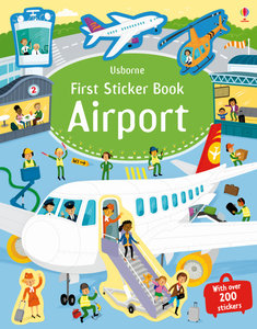 First Sticker Book: Airport