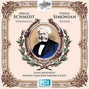 Zehn Präludien nach J.S.Bach/Sonate für Violoncel