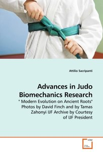Advances in Judo Biomechanics Research