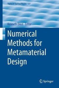 Numerical Methods for Metamaterial Design