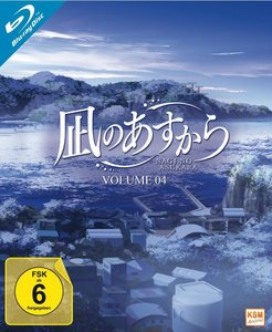 Nagi no Asukara. Vol.4, 1 Blu-ray