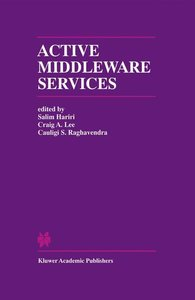 Active Middleware Services