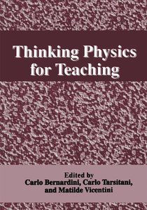 Thinking Physics for Teaching