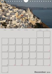 Kykladen, Perlen der Ägäis (Wandkalender 2018 DIN A4 hoch)