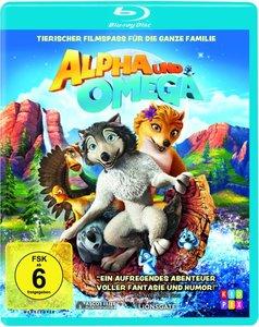 Alpha und Omega-Blu-ray Disc