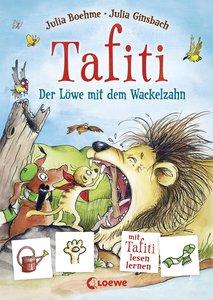 Tafiti - Der Löwe mit dem Wackelzahn