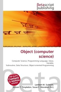 Object (computer science)