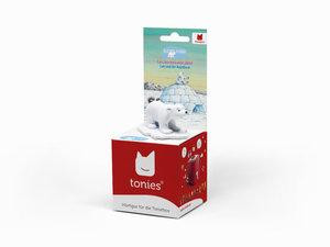 01-0018 Tonie-Kleiner Eisbär - Lars, lass mich nicht allein!/La