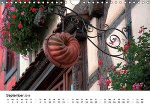 Elsass im Detail (Wandkalender 2019 DIN A4 quer)